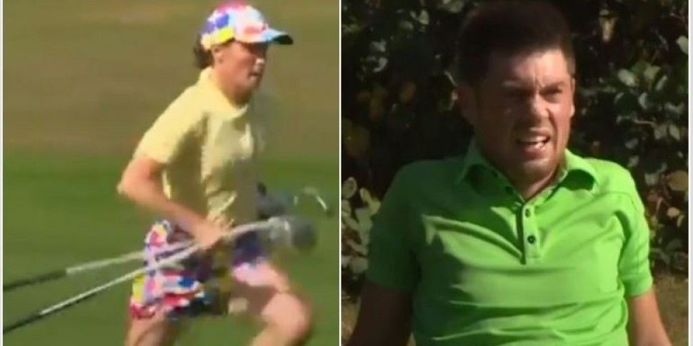 The Sport Of Speed Golf Looks...