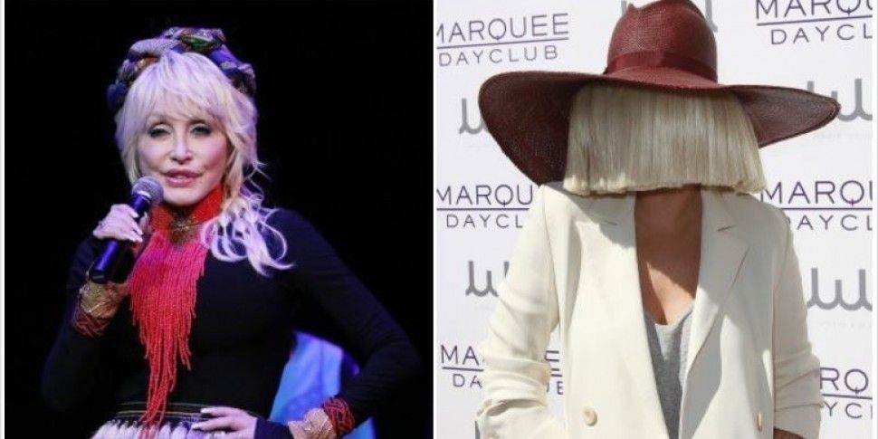 Dolly Parton And Sia Inspire M...