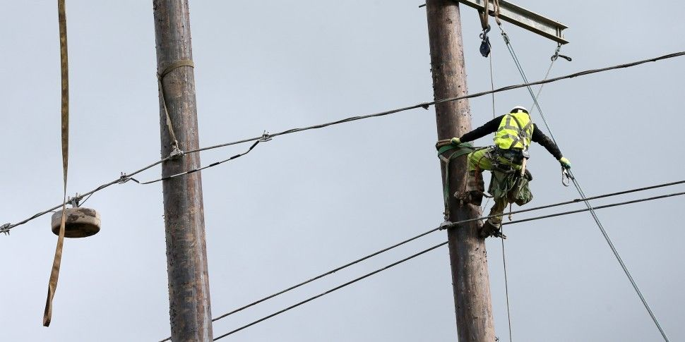 Thousands Still Without Power...
