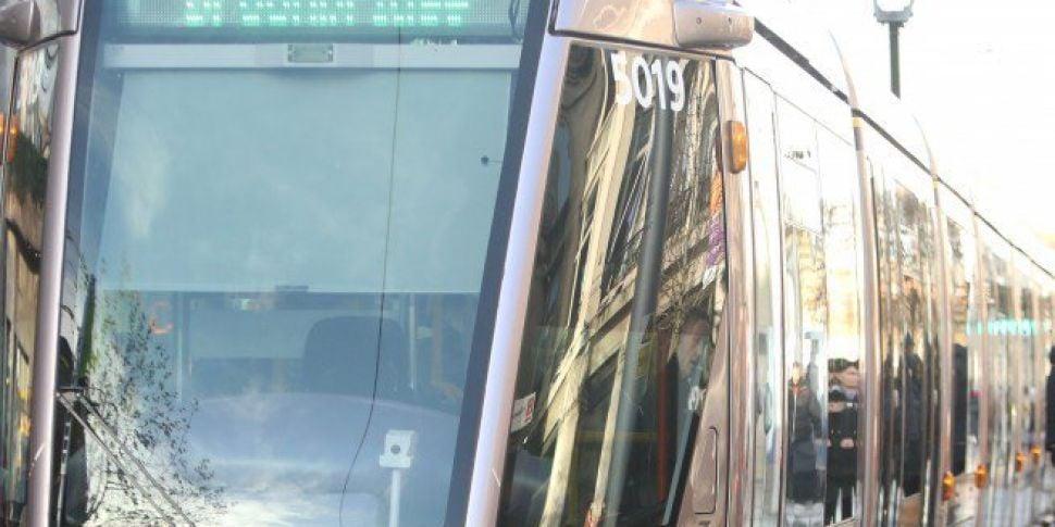 LUAS Trams Applied Emergency B...
