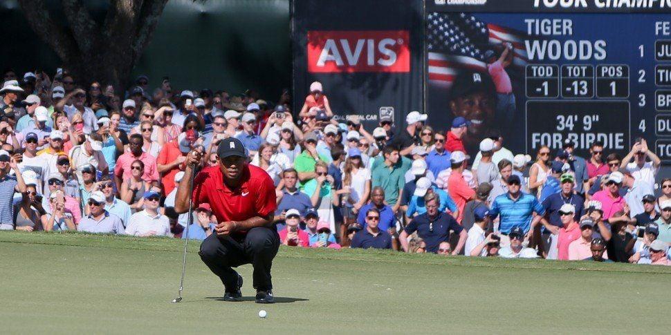 OPINION | Tiger is America per...
