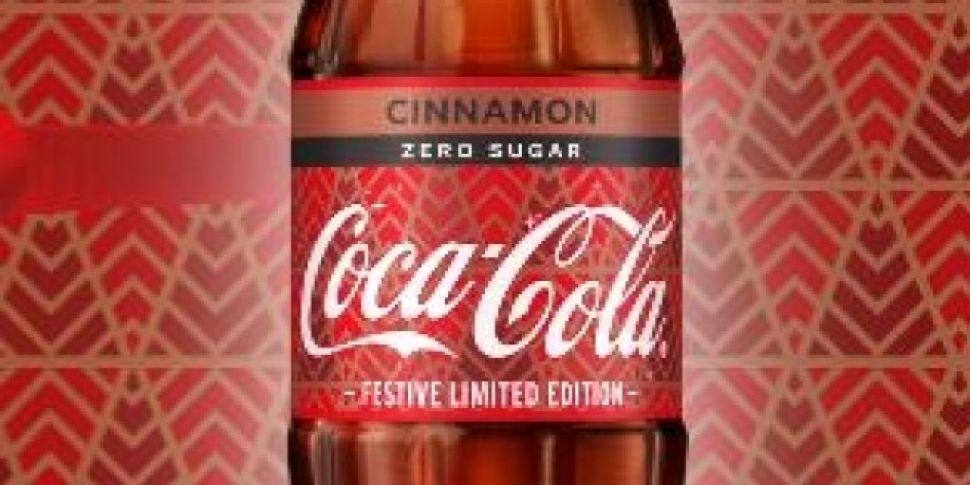 Coca-Cola Announce New Festive...