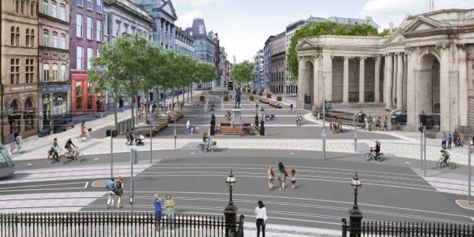 Plans To Pedestrianise Dublin&...
