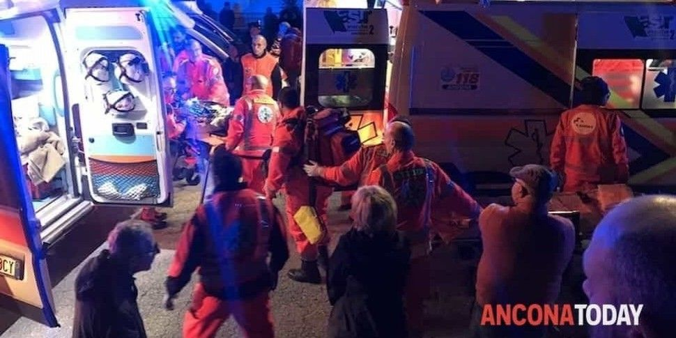 Six Dead After Stampede At Ita...