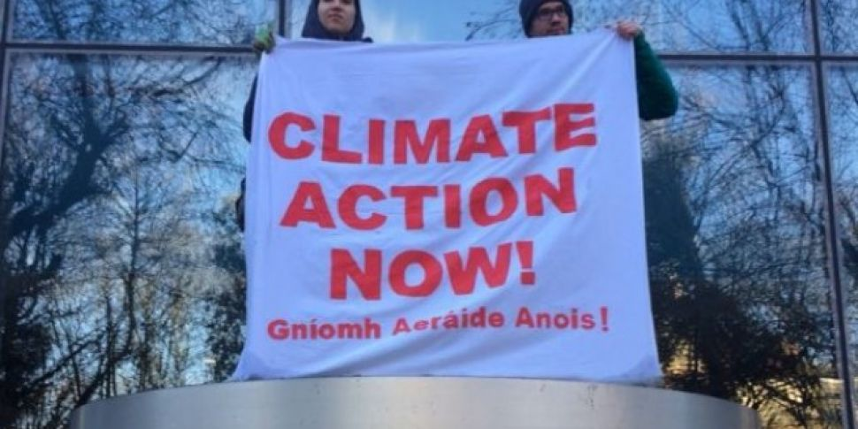 Climate Activists Occupy Gover...