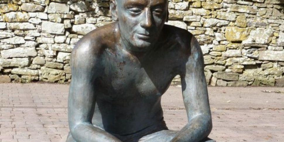 Bronze Statue Stolen In Sligo