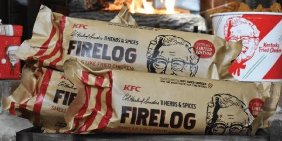 KFC Are Selling A Chicken Scen...