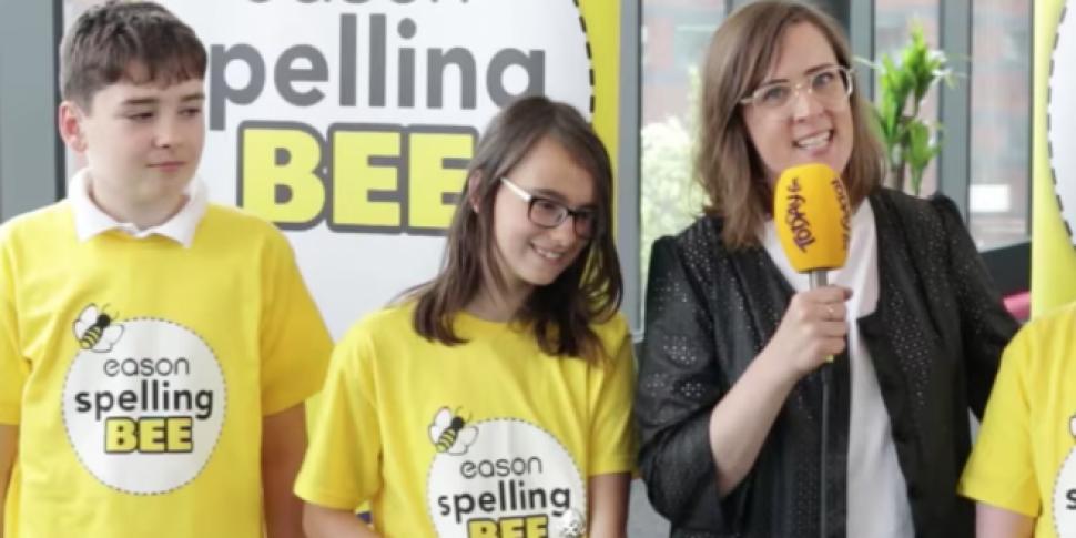 Eason Spelling Bee 2019 | To B...
