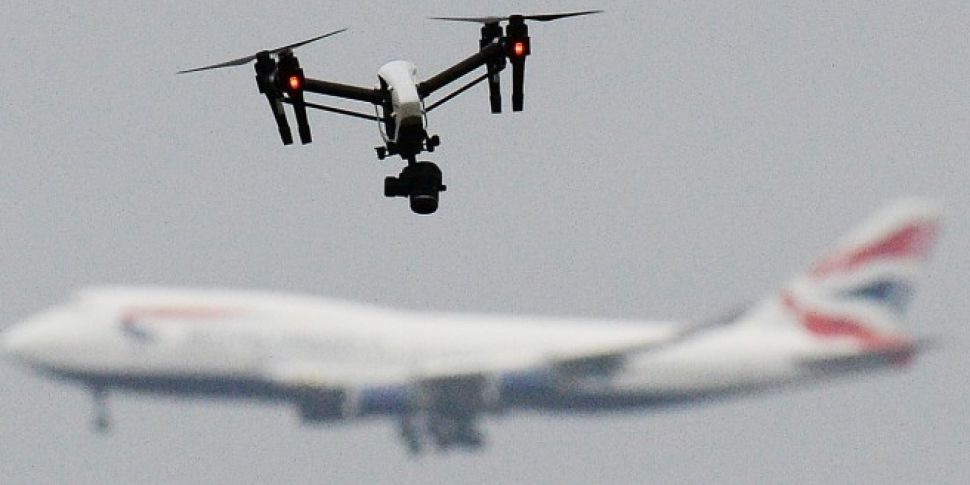 Two Arrested Over Gatwick Airp...