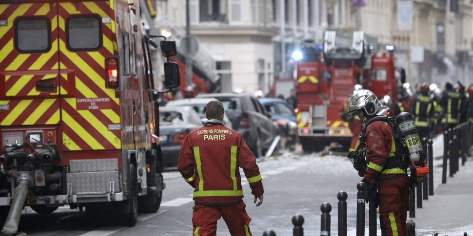 At Least Two Dead After Paris...