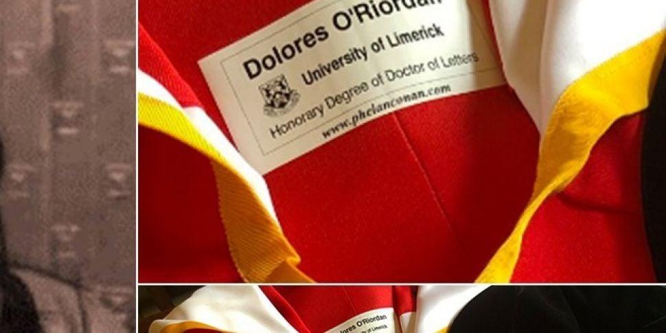 Dolores O'Riordan Conferre...