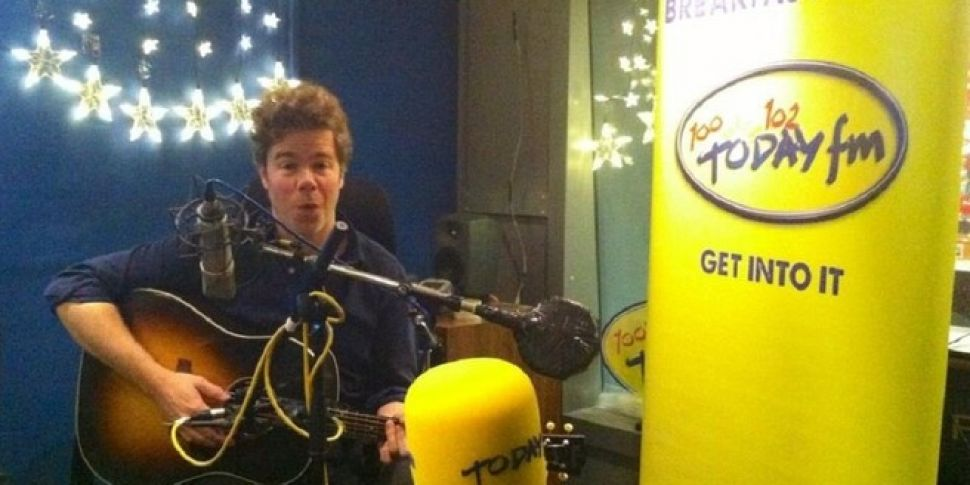 Josh Ritter Interview & Sessio...