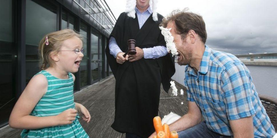 Judge Ray D'Arcy's Kids Court