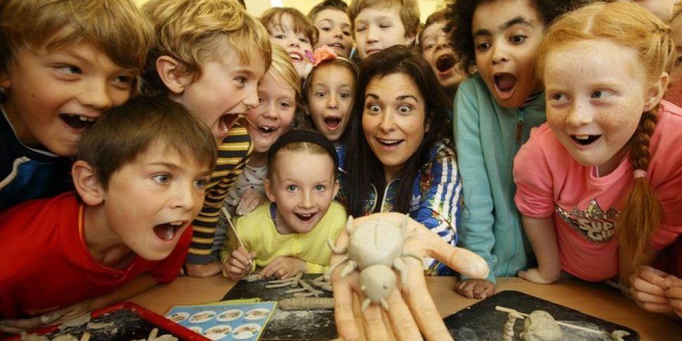 Culture benefits children'...