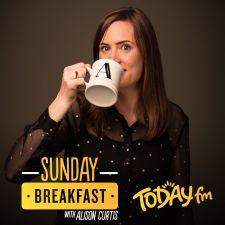Weekend Breakfast with Alison...