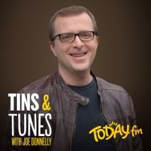 Tins and Tunes with Joe Donnel...