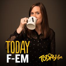Today F-EM Podcast with Alison...