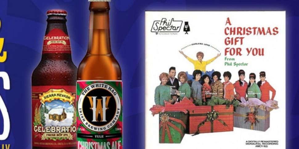 A Christmas Gift For You From Phil Spector.A Christmas Gift For You Phil Spector Tins Tunes Todayfm