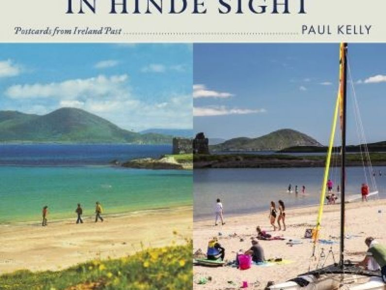 Sat Cafe Sept 11th: Maria heard about a new book recreating John Hinde photography.